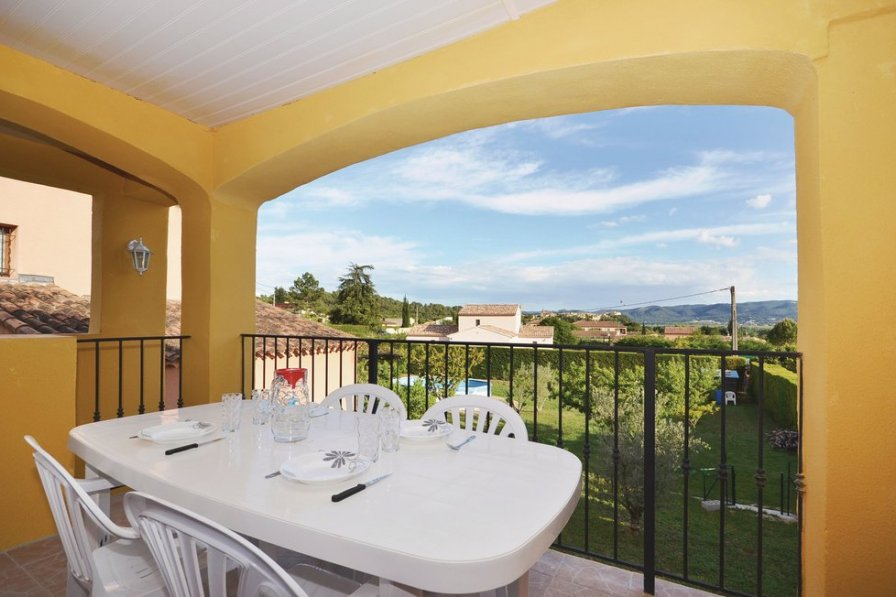 Villa in France, Lauris