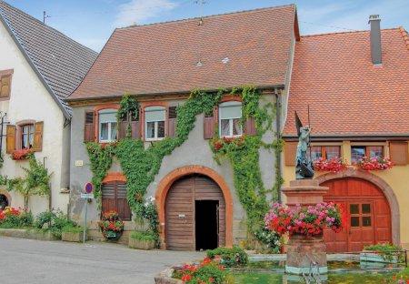 Villa in Pfaffenheim, France