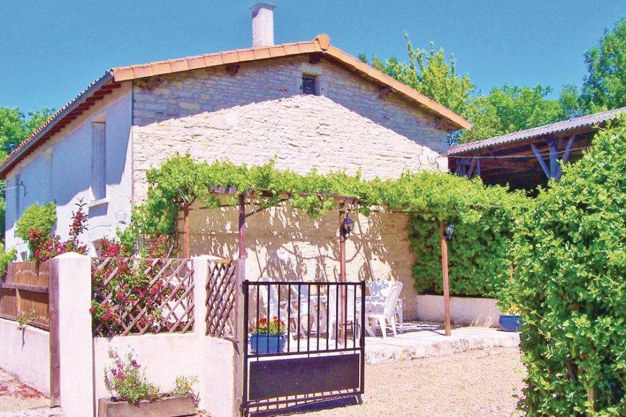 Villa in France, Marigny