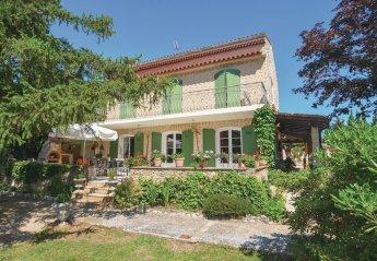 Villa in France, Ecarts (Velaux)