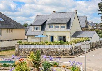 Villa in France, Quinéville