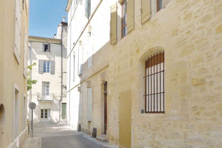 Studio apartment in France, Beaucaire