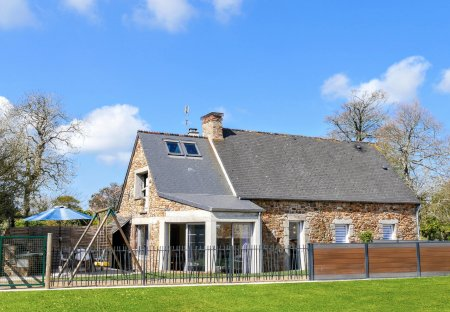 Villa in La Hague, France: