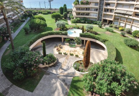 Apartment in Saint-Joseph (Cannes), the South of France