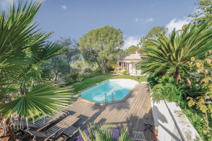 Villa in France, Saint-Pancrace-Pessicart
