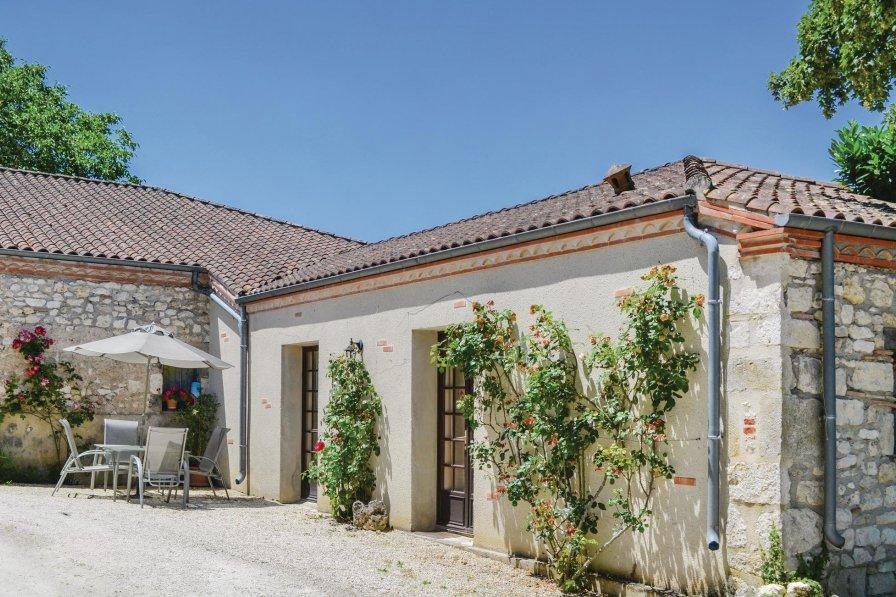 Villa in France, Valeilles