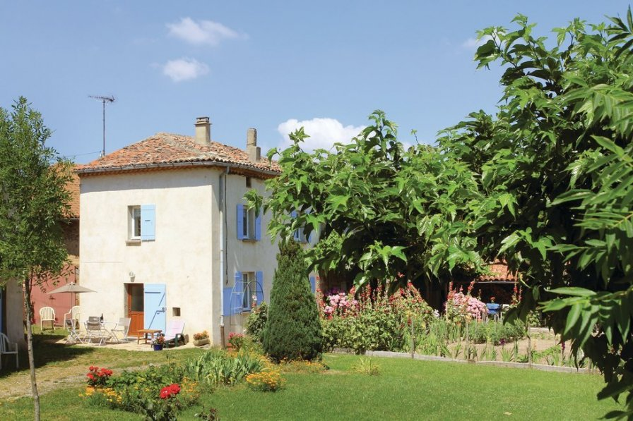 Villa in France, Alboussière