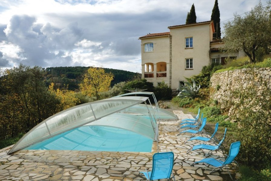 Villa in France, Callas
