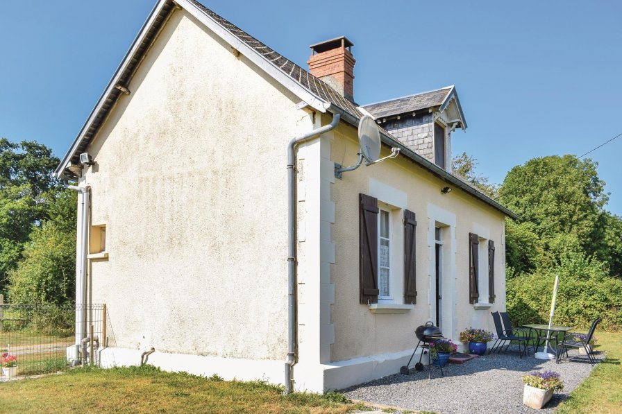 Villa in France, Le Dézert