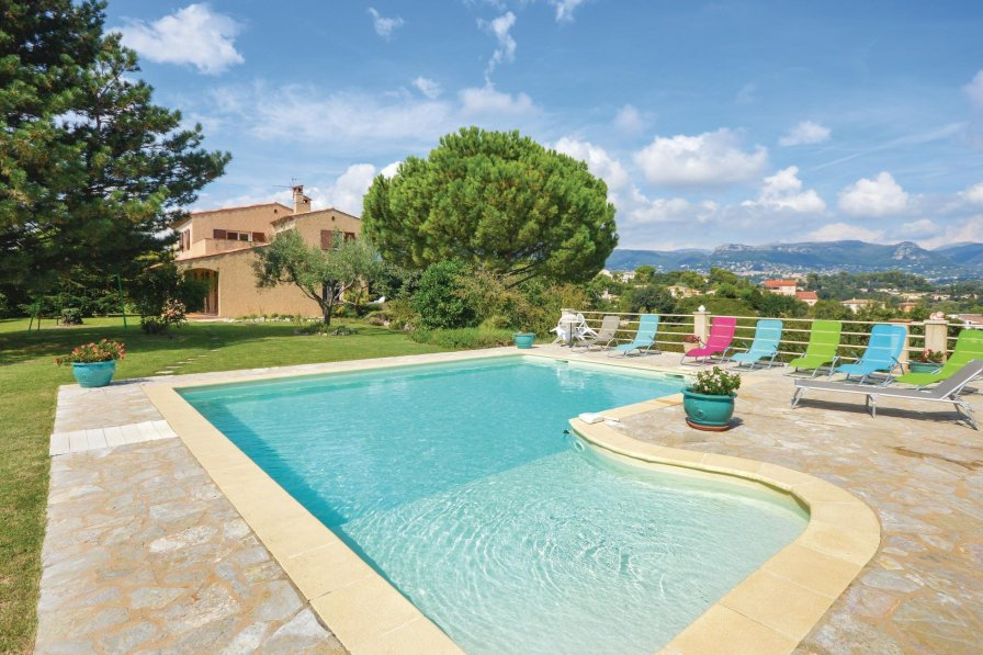 Villa in France, Saint-Paul-de-Vence