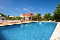 Villa in Portugal, Tavira: Large private swimming pool (10m x 5m) to refresh sun-scorched bodies