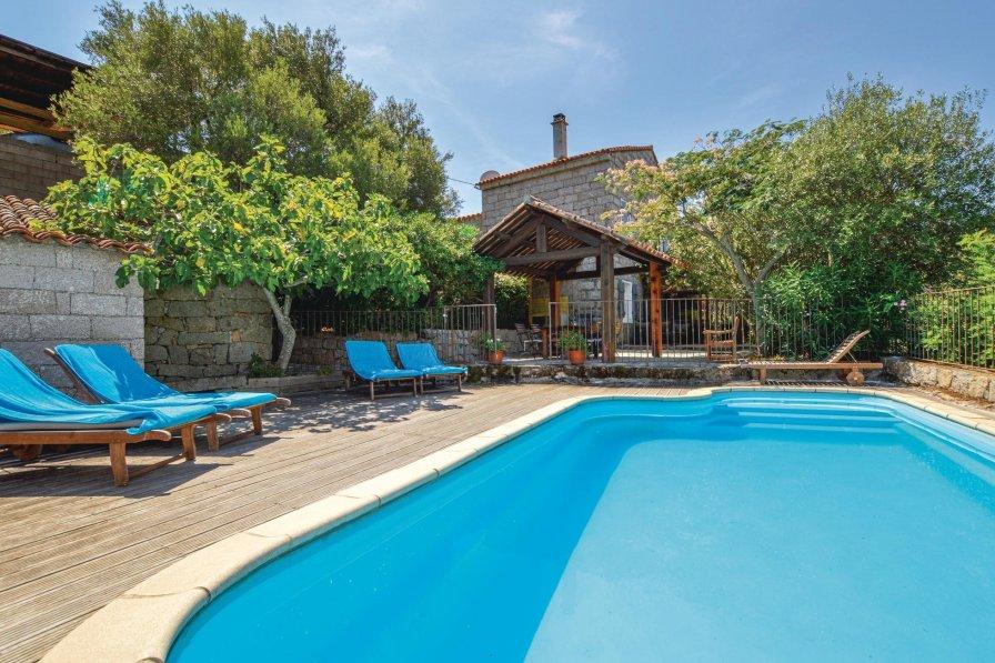 Villa with private pool in Corsica