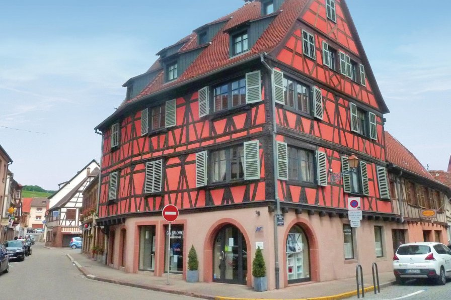 Apartment in France, Molsheim Nord