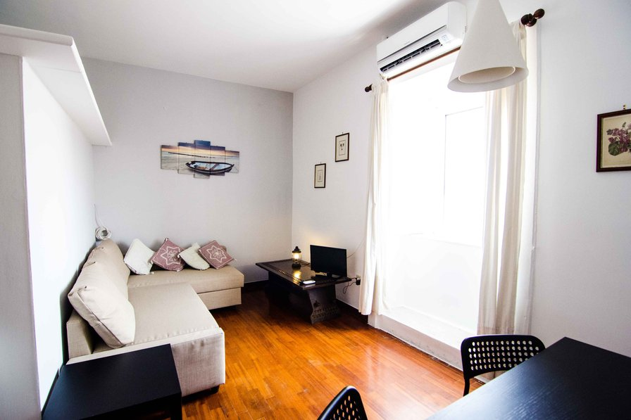 Duplex apartment in Italy, Naples