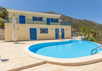 Villa in Greece, Nydri