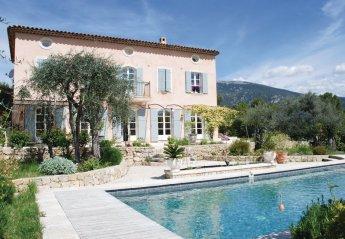 Villa in France, Roquefort-les-Pins Nord