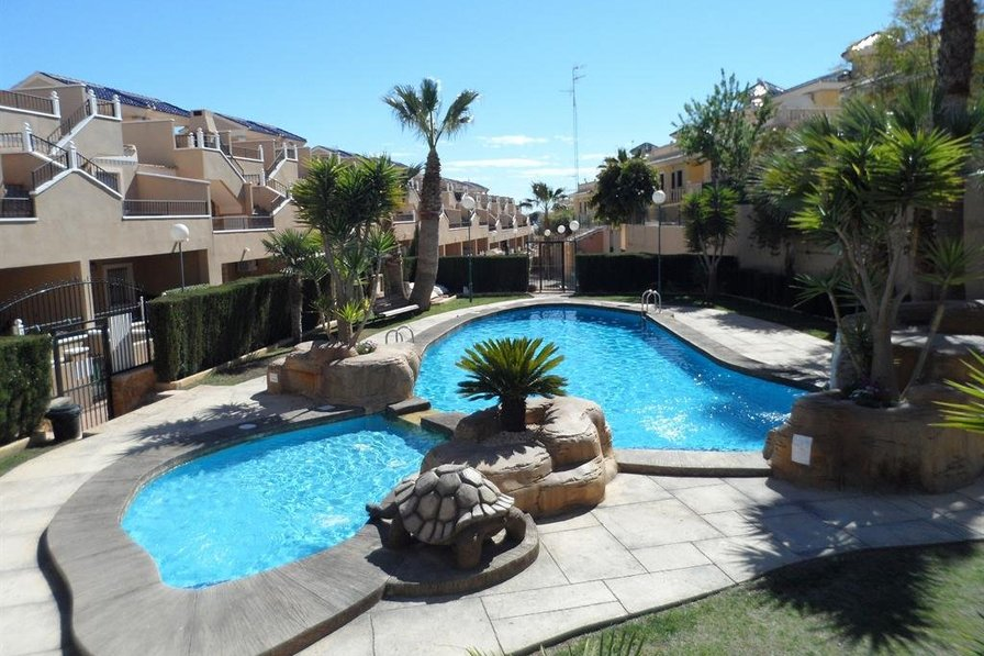 Apartment in Spain, Canal Norte