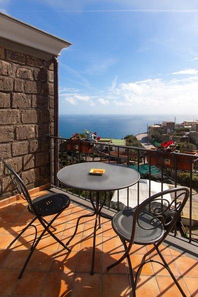 Sorrento Coast Sea View Apartment 2+2 Casale Villarena