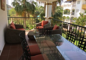 4 bedroom Apartment for rent in Golf La Dama de Noche