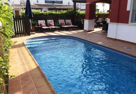 Villa in Mar Menor Golf Resort, Spain