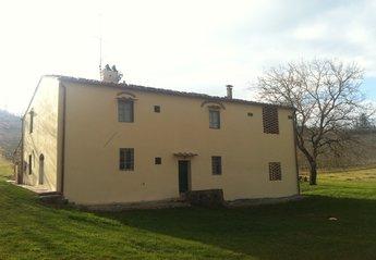 Farm House in Italy, San Casciano in Val di Pesa: Podere Greve - Chianti