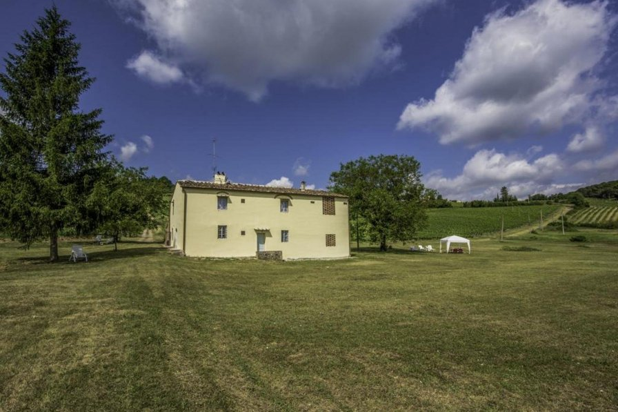 Farm house in Italy, San Casciano in Val di Pesa