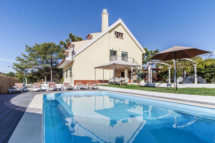 Villa in Portugal, Lagoa de Albufeira