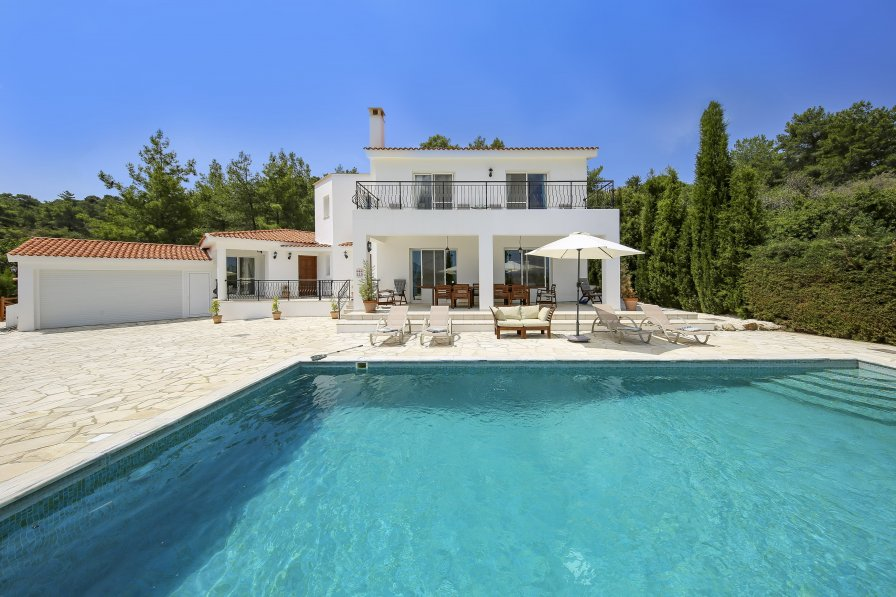Villa To Rent In Polis Chrysochous Cyprus With Private Pool 48 Classy 3 Bedroom Villas Orlando Minimalist Collection