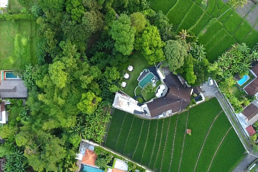 8BR Ipanema Bali Residence serounded by beauty of nature