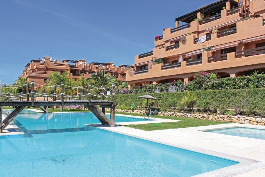 Apartment in Spain, Alcazaba Beach