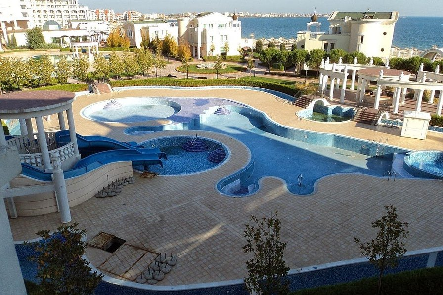 Apartment in Bulgaria, Pomorie