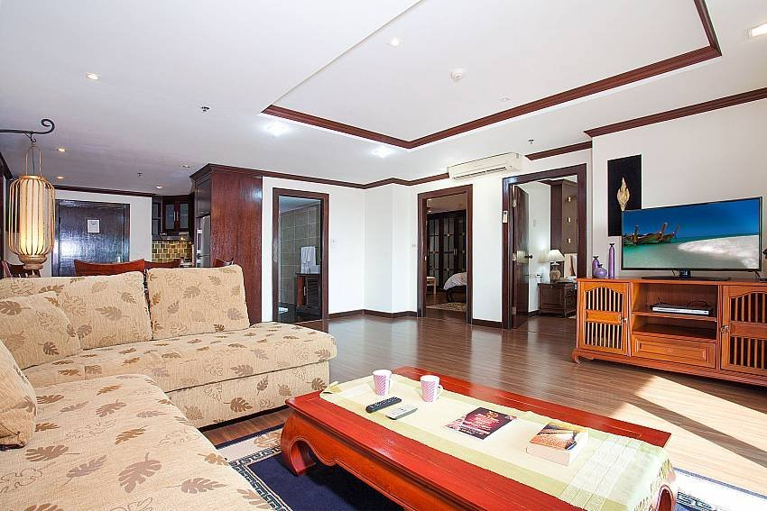 Owners abroad Nirvana Apartment No.603 – 2 Beds