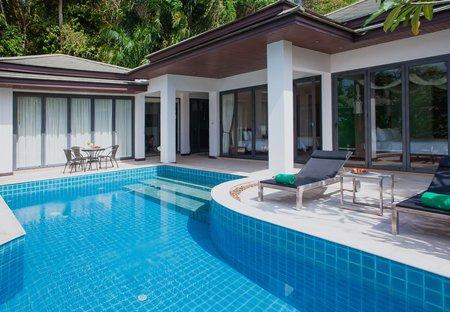Villa in Klong Muang Beach, Thailand