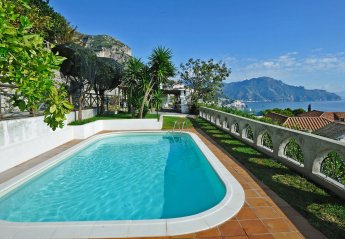 2 bedroom Villa for rent in Amalfi