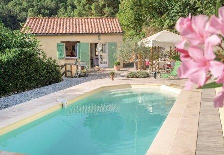 Villa in Les Salles-du-Gardon, the South of France