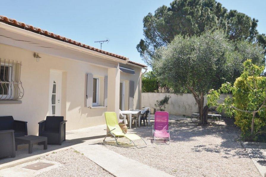 Villa in France, Cabannes