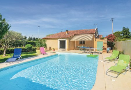 Villa in Remoulins, the South of France