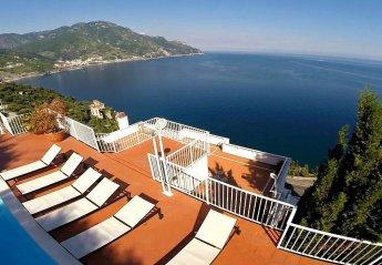 4 bedroom Villa for rent in Ravello
