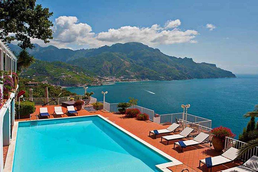 VILLA OLIMPO Castiglione di Ravello - Amalfi Coast