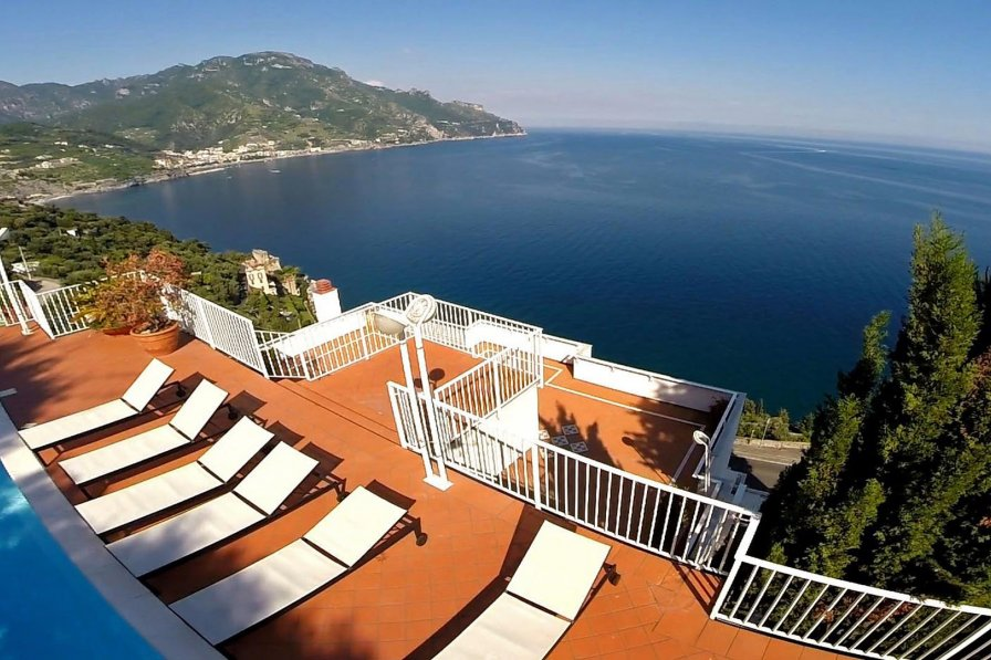 Villa To Rent In Ravello Italy With Private Pool 196217