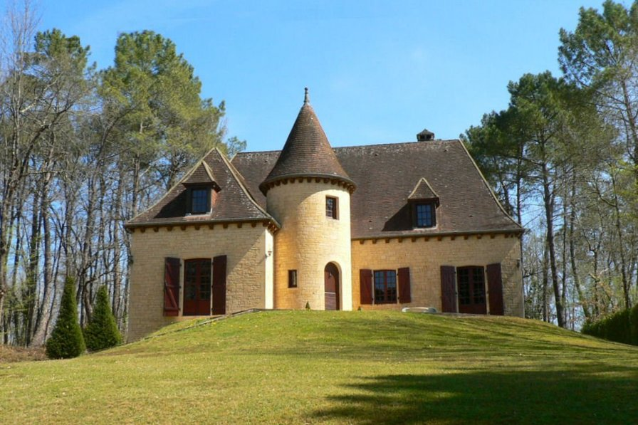 Le Petite Manoir - Country house with Large Pool, Dordogne