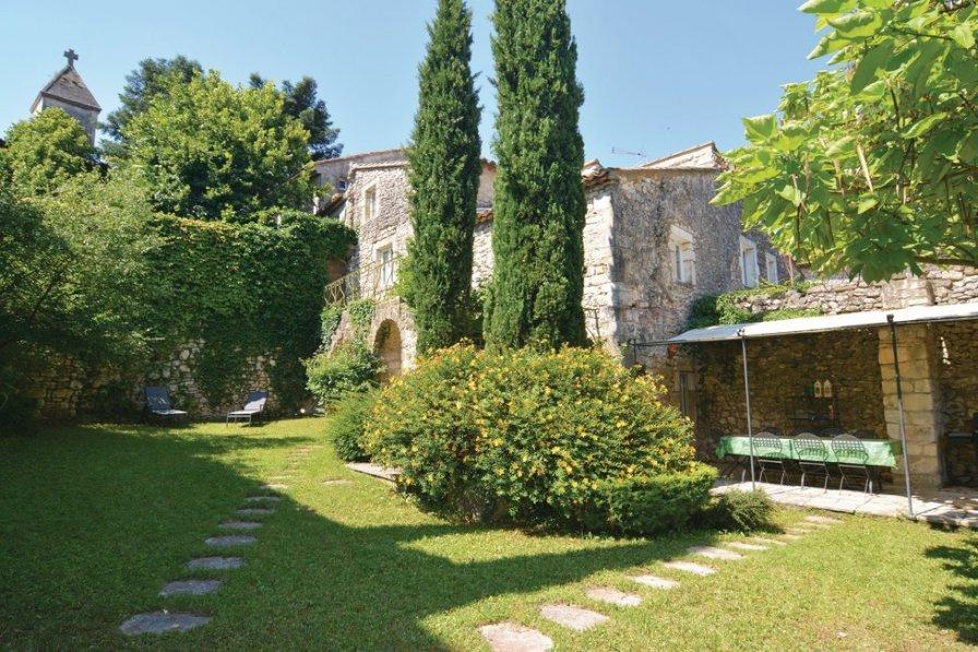 Villa in France, Navacelles
