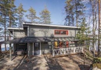 5 bedroom Cottage for rent in Finnish Lakeland