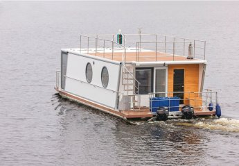 2 bedroom Boat for rent in Finnish Lakeland