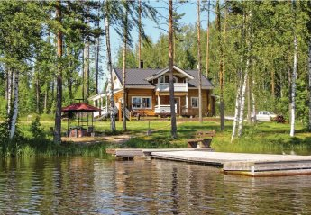 5 bedroom Cottage for rent in Finnish Lakeland