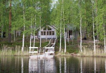 4 bedroom Cottage for rent in Finnish Lakeland
