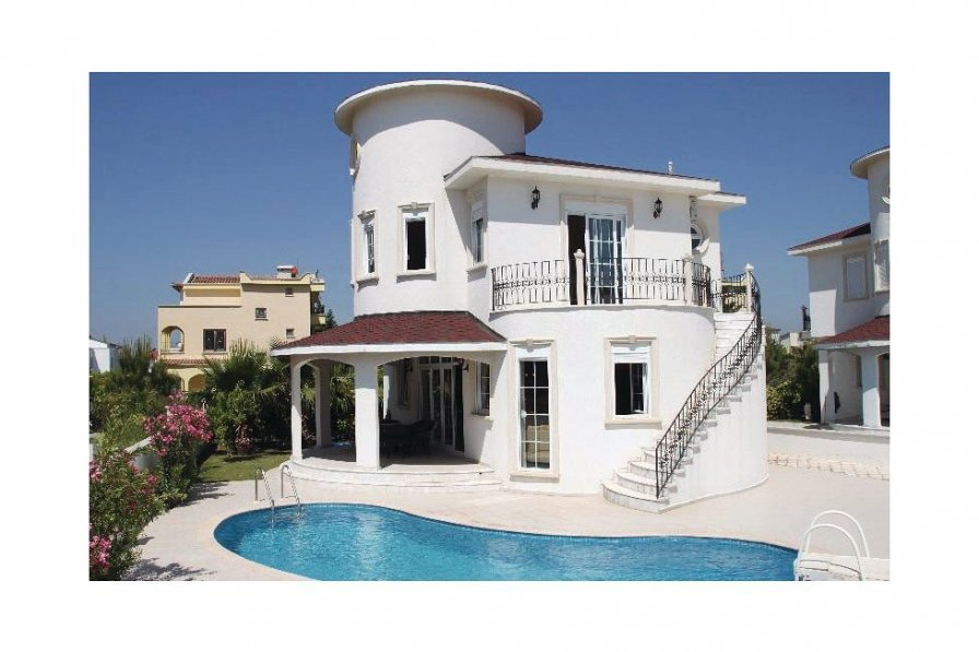 Holiday villa in the Turkish Aegean with private pool