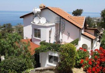4 bedroom Villa for rent in Kyrenia