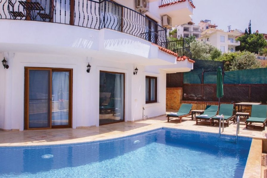 Holiday villa in Antalya - Mediterranean Coast with private pool