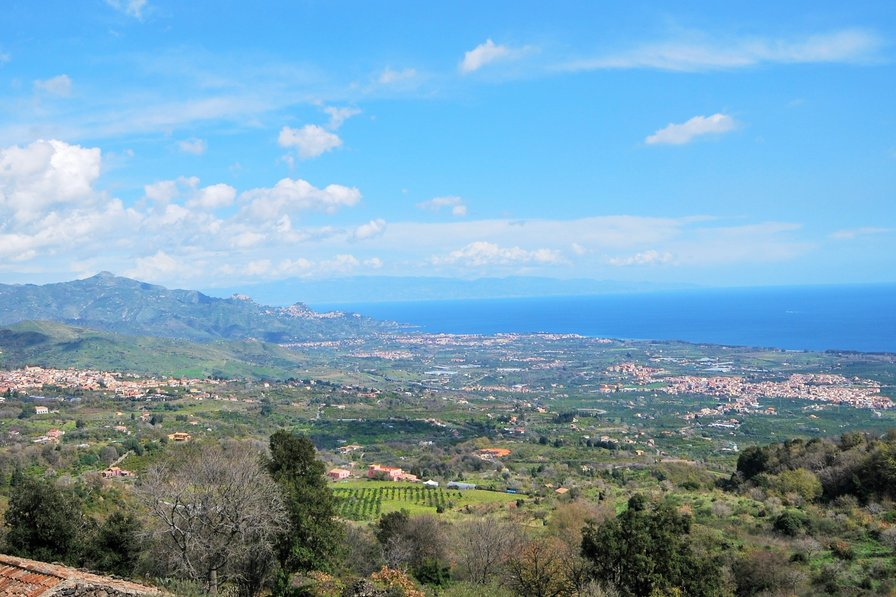 The View, Sicily (near Mount Etna and Taormina)